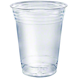 Solo 174 Ultra Clear Clear Pet Cup 16 Oz Matera Paper