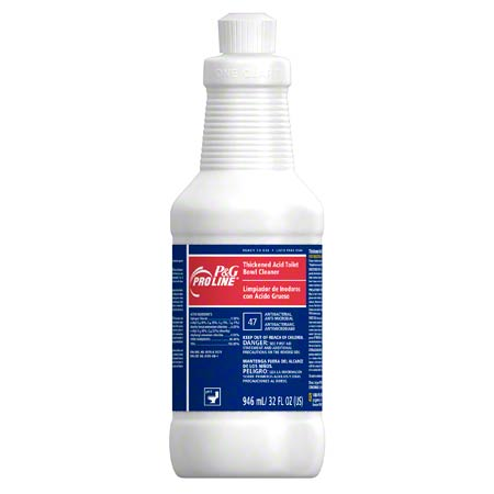 Pro Line 174 47 Thickened Acid Bowl Cleaner 32 Oz