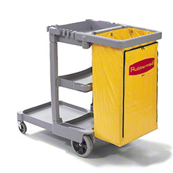 Rubbermaid 174 Vinyl Replacement Bag For Janitor Cart