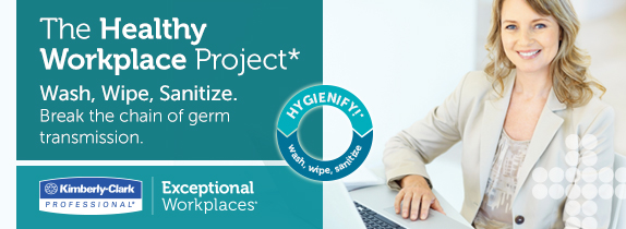 Kimberly-Clark Healthy Workplace Project