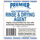 Premier Rinse & Drying Agent - Gal.
